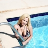 Transsexual Milla Viasotti in a Bikini during this year Spring Break